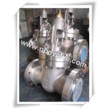 """Válvula de Portão CF8m de Alta Pressão Classe 900 (Z41H-3 """")"""