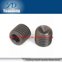 hexagon socket set screws with cup point