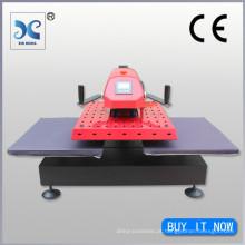 FJXHB1-2 máquina de imprensa de calor com operação aerea de serviço duplo para venda