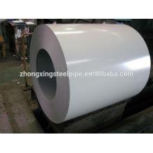 Dip galvanizado frío bobinas de acero laminado galvanizado prepintado acero de PPGI bobina de acero del galvalume prepintada