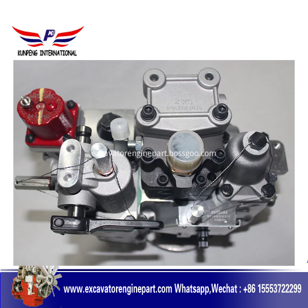 Fuel Pump For Shantui Bulldozer Parts 3165797