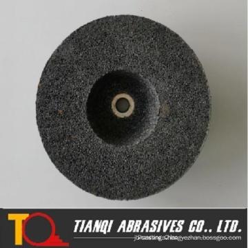 Aluminium Cap Abrasive Cup Wheel Resin Bond Grinding Wheels