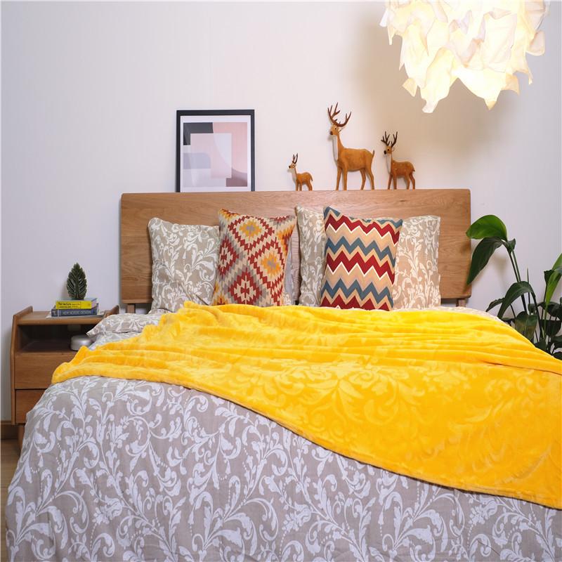 Non Toxic Coral Fleece Blankets