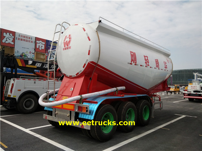 Powder Tanker Semi-trailer