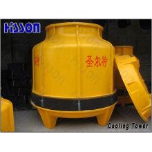 Torre refrigerando da água para a máquina de moldagem por injeção