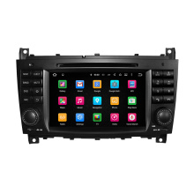 Double Din DVD Player pour Benz C CLK