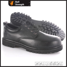 Nubuck Leather Low Cut Safety Shoe with Steel Toe (SN5392)