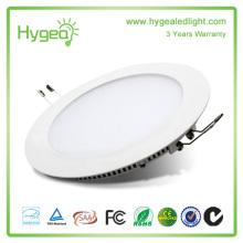 90LM / W UL TUV CE ROHS FCC CB listé les lumières du panneau LED