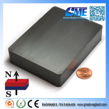 "Ceramic 8 F4""X3""X1"" Hard Ferrite Magnets"