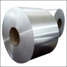 Finition de la bobine 2B en acier inoxydable CR 304