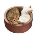 Vente chaude classique baignoire chat arrondi Cat House le chat à jouer RCS-8016