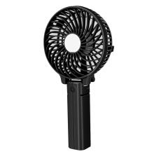 Projet de prix de ventilateur silencieux portatif mini de batterie rechargeable