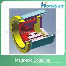 série de couplage magnétique aimant d160mm