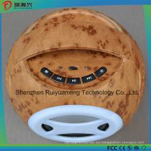 Bowling Design Alta calidad Retro Altavoz Bluetooth