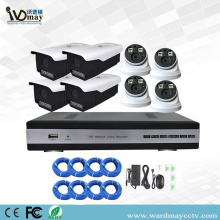 8chs 5.0MP Cikakken launi POE IP Camera Systems
