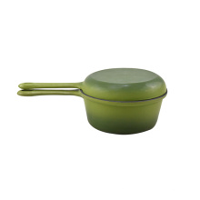 China wholesale cast iron sauce pot and pans