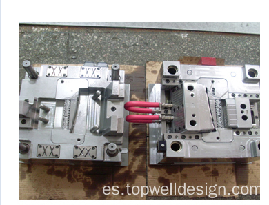 Car Ultrasonic Aroma Difusor ODM Mould