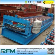 Máquina de moldagem de rolo de aço frio do painel de carro da China