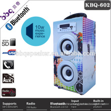 High quality voice export bluetooth wireless speakers for computer