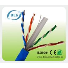 Câble LAN UTP gratuit 4 paires Cat6 UTP