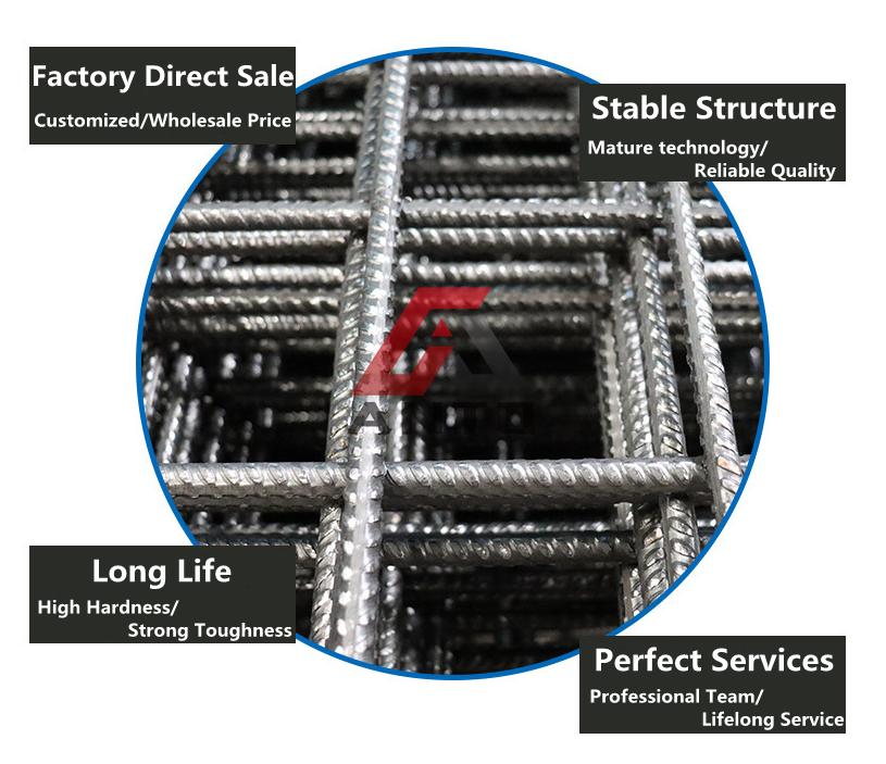 undground mining welded wire mesh