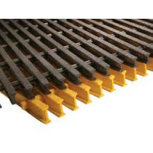 FRP/GRP Grating, Fiberglass Pultruded Grating, Pultruded Profiles