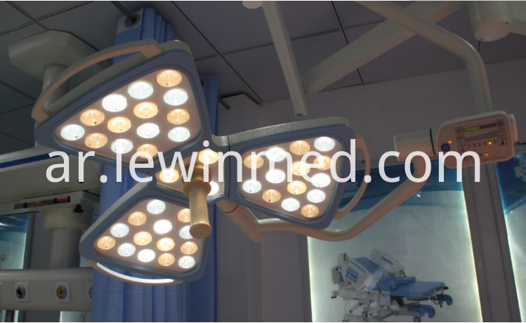surgical operating lamp