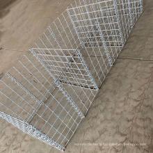 china wholesale gabion basket retaining wall Rock Basket