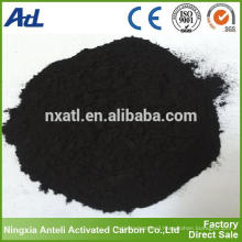 Activated Carbon for Sewage Water Treatment
