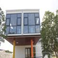 Página inicial de contêineres de contêineres personalizados de construção modular