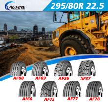 Neumáticos radiales del carro pesado con el mejor precio