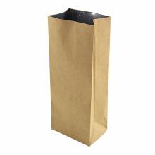 Papieren tas kraft papieren zak, papieren zak van de gift voor het wegnemen van