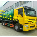 6X4 20000 Liters Vacuum Sugage Suction Truck