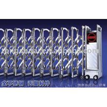 расширение дверь (TS-нержавеющая сталь двери-28)