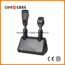 Yf1900 Medical Rechargeable Diagnostic Ophthalmoscope and Retinoscope