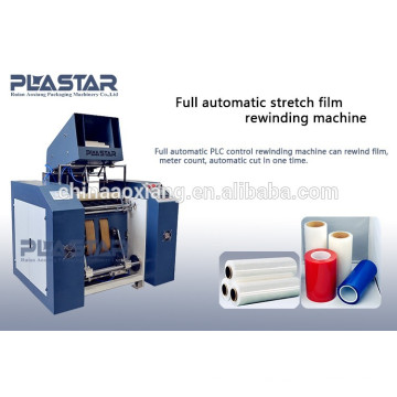 Taiwan stretch film rewinding machine