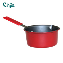 Home Basic Classic Red Nonstick Kochtopf Induction Bottom