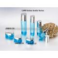 15g 30g 50g Blue Triangle Shape Acrylic Cosmetic Jar