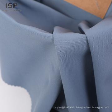 Woven Twill Stocklot 100% Polyester Garment Fabric