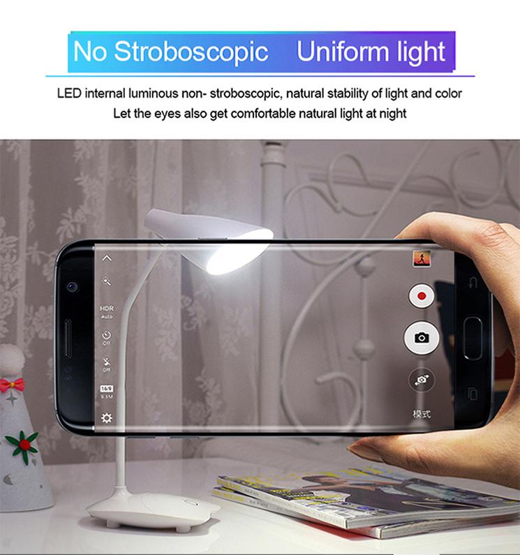Foldable Smart Desk Light
