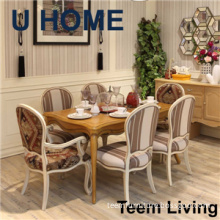 U Home French Style Calssic Executive Dining Room