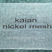Geschlossene Kante Nickel Drahtgeflecht