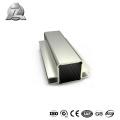 6063 t6 profil en aluminium anodisé 45mm pour porte vitrée