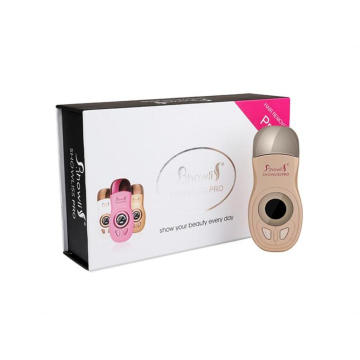 Gold Electric Epilator Can Sterilize While Working