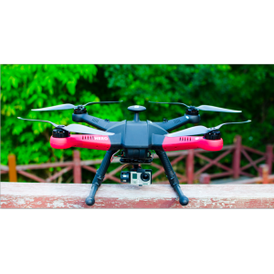RTF RC Inspection Quadcopter