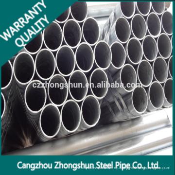 Горячеоцинкованная стальная труба в Китае