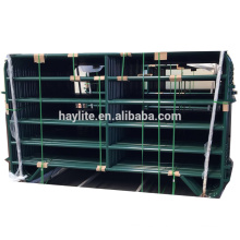 Hot dip galvanized cheap 5 rails farm gate cattle gate