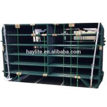 Hot dip galvanizado barato 5 rails fazenda gate portão do gado
