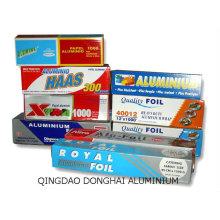 Aluminium household foil AA8011