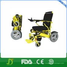 Rehab Use Aluminum Alloy Power Wheelchair